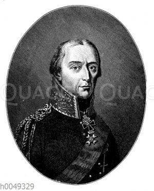 Friedrich Wilhelm Bülow von Dennewitz