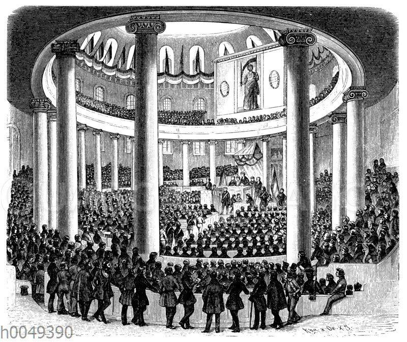 Märzrevolution 1848/49, 18. März 2018 - 170. Jahrestag