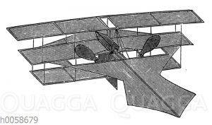 Drachenflieger von Stringfellow