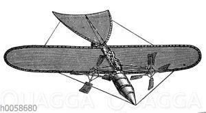 Drachenflieger von Tatin