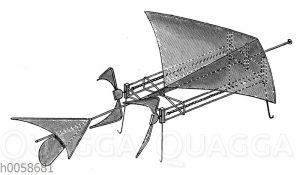 Drachenflieger von Kress