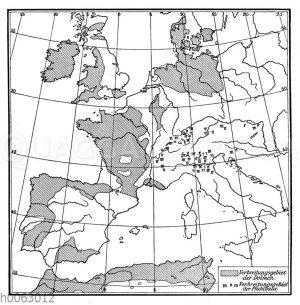 Älteste prähistorische Siedlungen in Nordafrika und Westeuropa