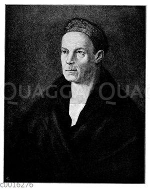 Jakob Fugger (nach Albrecht Dürers Gemälde in der älteren Pinakothek in München)