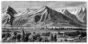 Granit und Gneis: Hohe Tatra