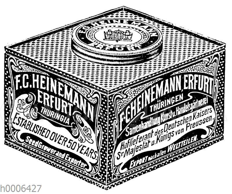 Heinemann Kästchen für Saatgut