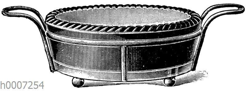 Backschüssel
