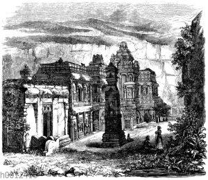 Tempelanlagen bei Ellora