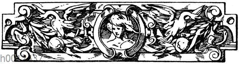 Ornament: Kapitelanfangsvignette