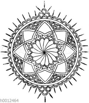 Kreis: Ornament