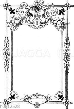 Ornament: Rahmen