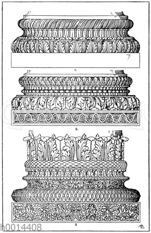 Säulenbasen