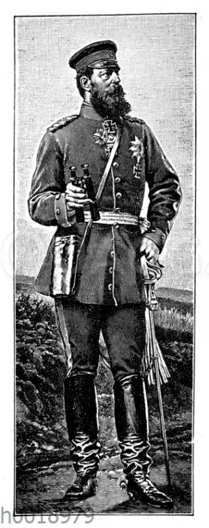 Kronprinz Friedrich Wilhelm im Feldzuge von 1870