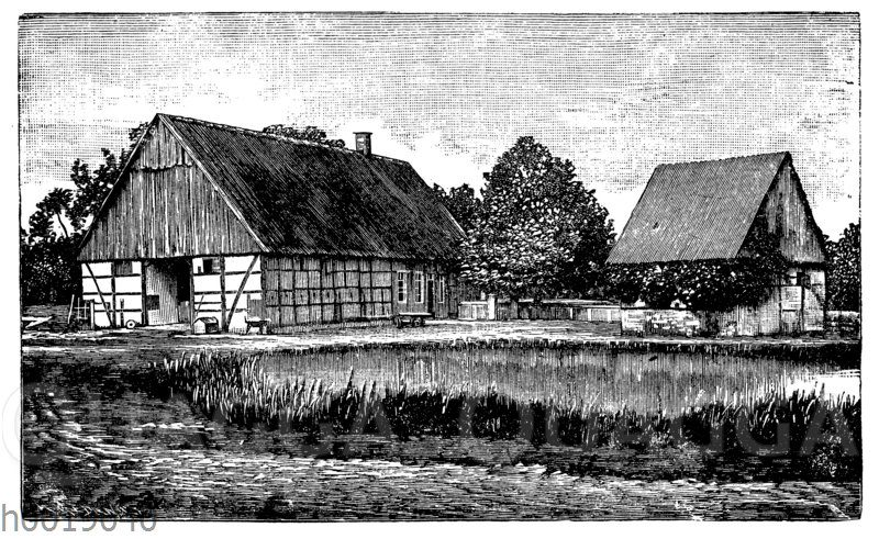 Westfälischer Bauernhof
