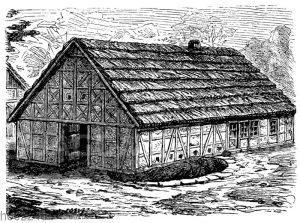 Westfälisch-niedersächsisches Bauernhaus
