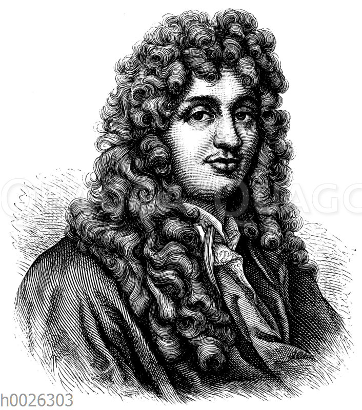 Christian Huyghens (geb. 14. April 1629