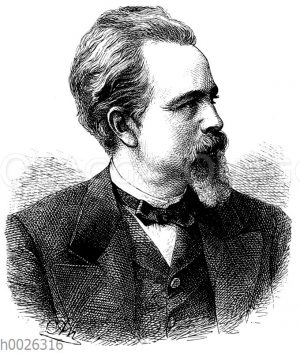 Franz von Holtzendorff (geb. 14. Oktober 1829)