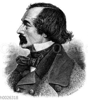 Elisha Kent Kane (geb. 3. Febraur 1820