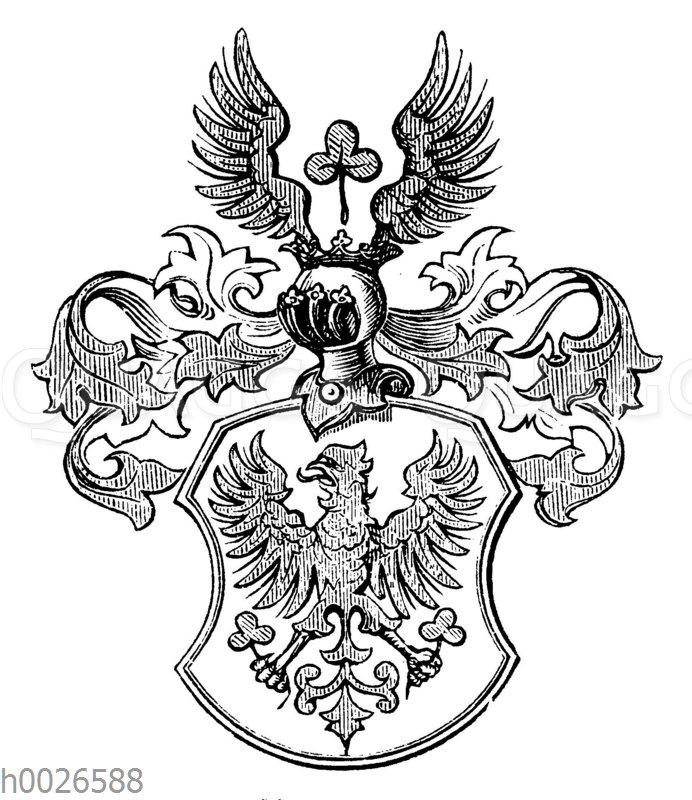 Wappen von Landsberg an der Warthe