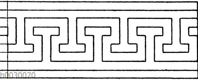 Symmetrische Mäander: Gewöhnliche