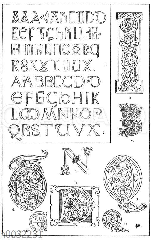 Romanische Schriften