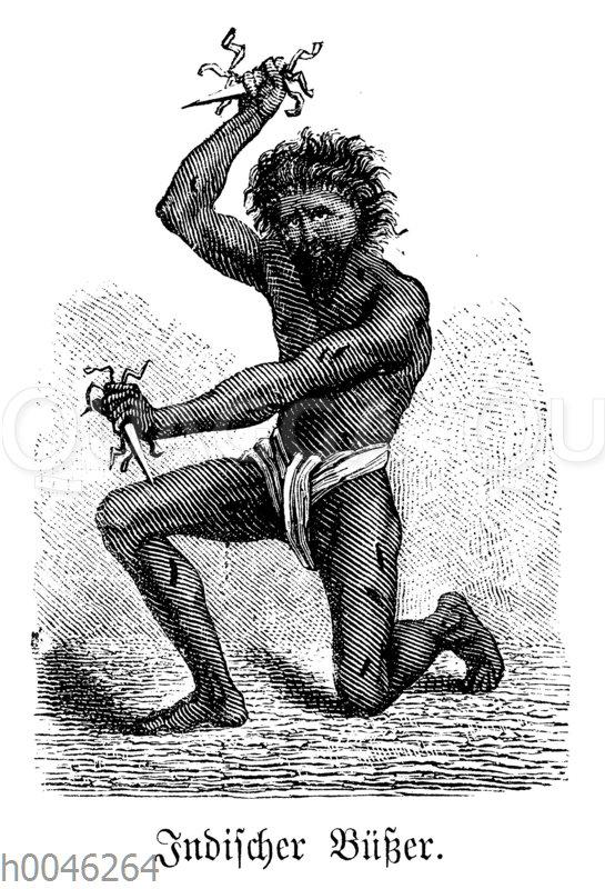 Indischer Büßer