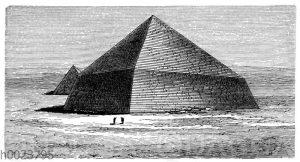 Knickpyramide von Dahschur