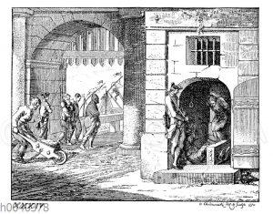 Strafmaßnahmen. Aus der Rechtspflege zur Zeit Friedrichs des Großen