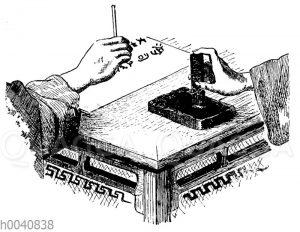 Schreiben in China