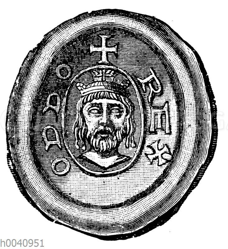 Ringsiegel Kaiser Ottos I.