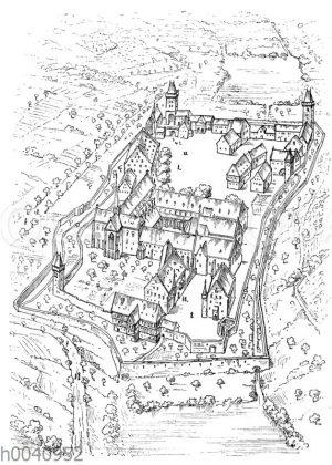 Zisterzienser-Abtei Maulbronn
