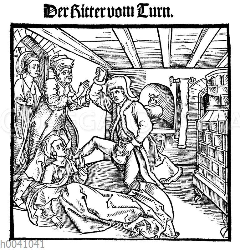 Ehlicher Unfriede. Darstellung häuslicher Gewalt im 15. Jahrhundert