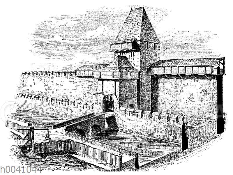 Das Olsator zu Friesach in Kärnten