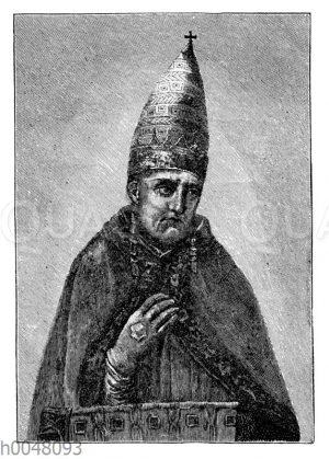 Papst Bonifatius VIII.