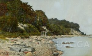 Insel Vilm bei Rügen: Strandansicht