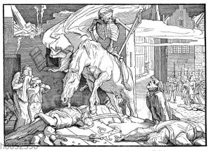 Der Tod als Sieger