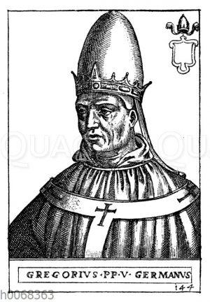 Papst Gregor V.
