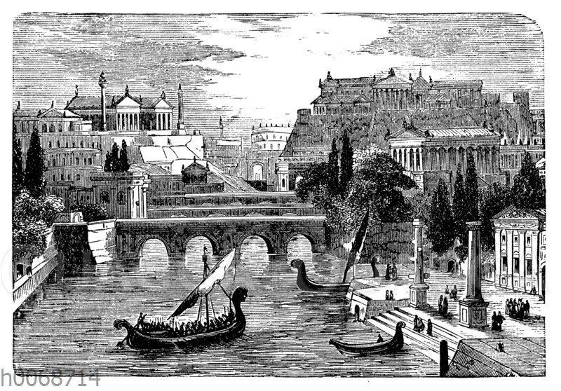 Rom zur Kaiserzeit