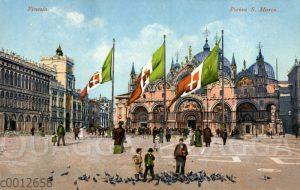Venedig: Piazza S. Marco