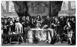 Vereidigung Wilhelm III. von Oranien als Statthalter