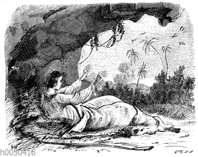 Robinson Crusoe im Fieberwahn