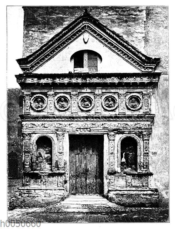 Kirche Madonna di Galliera in Bologna
