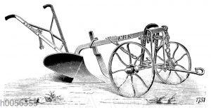 Karrenpflug