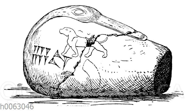 Babylonisches Entengewicht