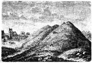 Grabhügel für Odin