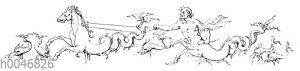 Triton und Meerpferd