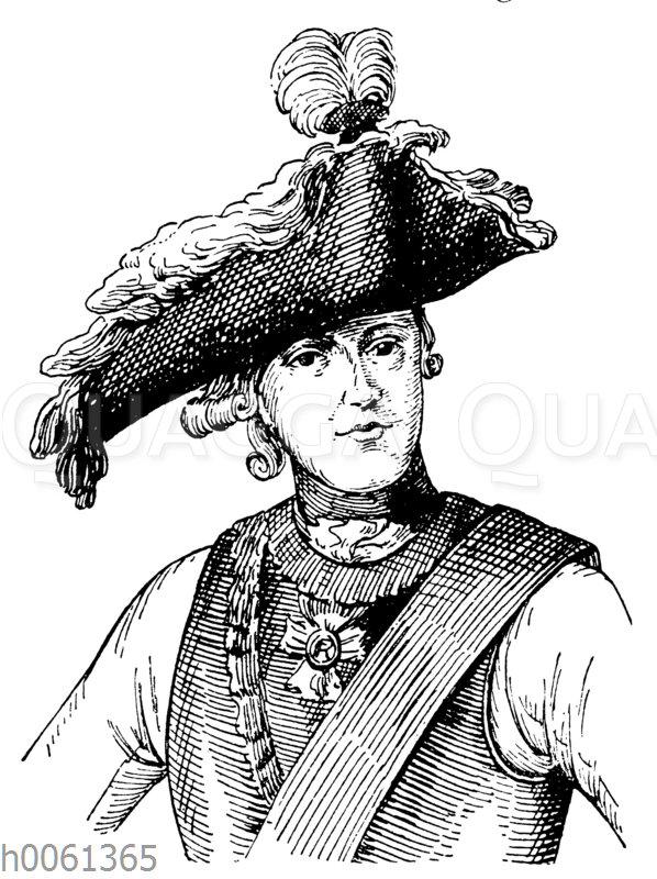 Friedrich Wilhelm von Seydlitz