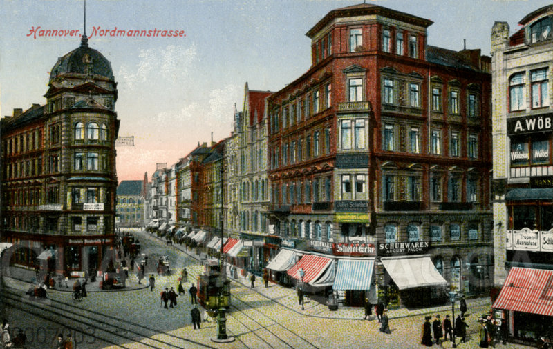 Hannover: Nordmannstraße