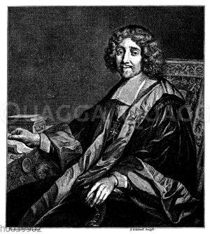 François Michel Le Tellier de Louvois (geb. 18. Januar 1641