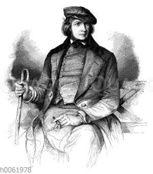 August Heinrich Hoffmann v. Fallersleben