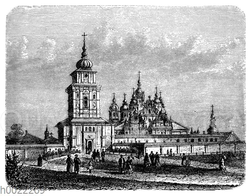 Kloster St. Michael in Kiew